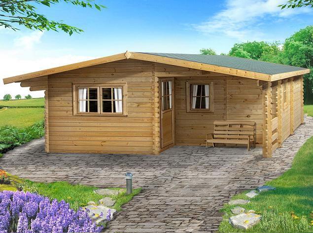 Bungalow e container innovation building system for Bungalow in legno abitabili prezzi
