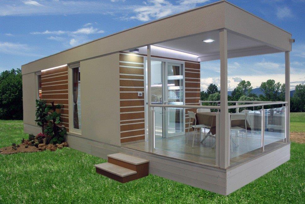Container abitabili container abitativi e monoblocchi for Piani casa bungalow cottage