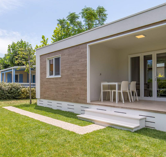 Bungalow e container innovation building system - Casa container italia ...
